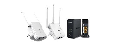 Producto WI-FI, routers, Power-line