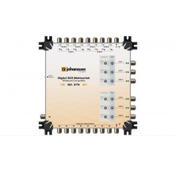 Multiswitc Digital SCR – compatible banda ancha Johansson 9775