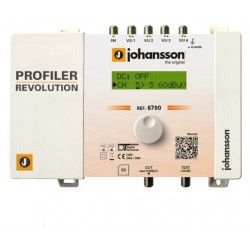 Central amplificadora programable PROFILER REVOLUTION