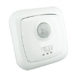 Detector IR empotrable en pared