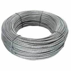 CABLE DE VIENTO DE 2MM (ROLLO DE 100 MTS)